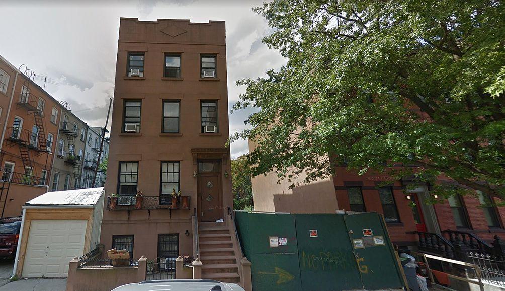 130 Carroll Street exterior