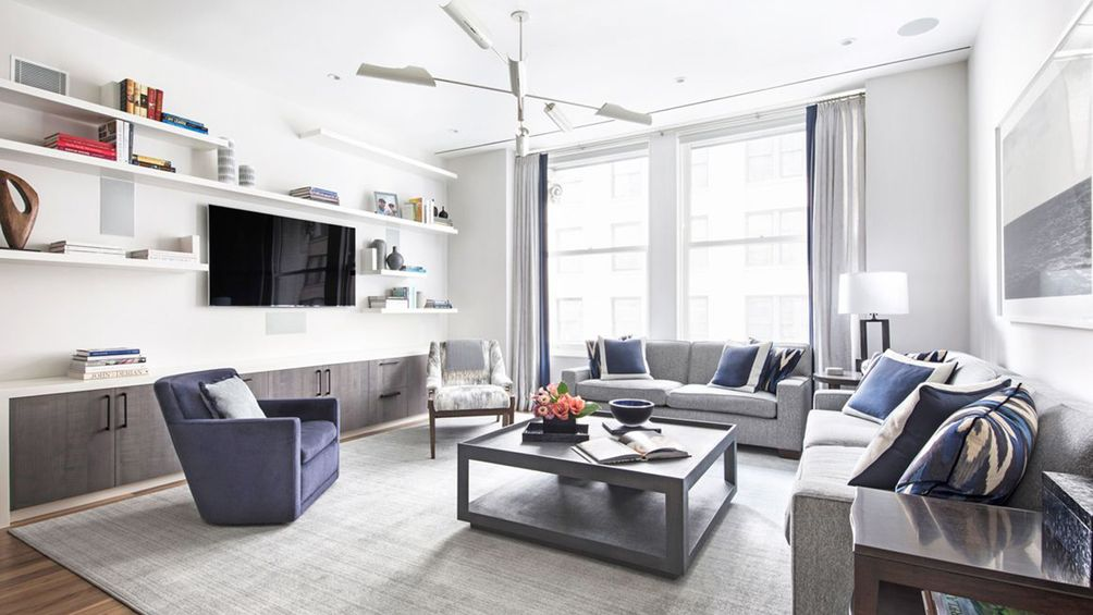 141 Fifth Avenue interiors
