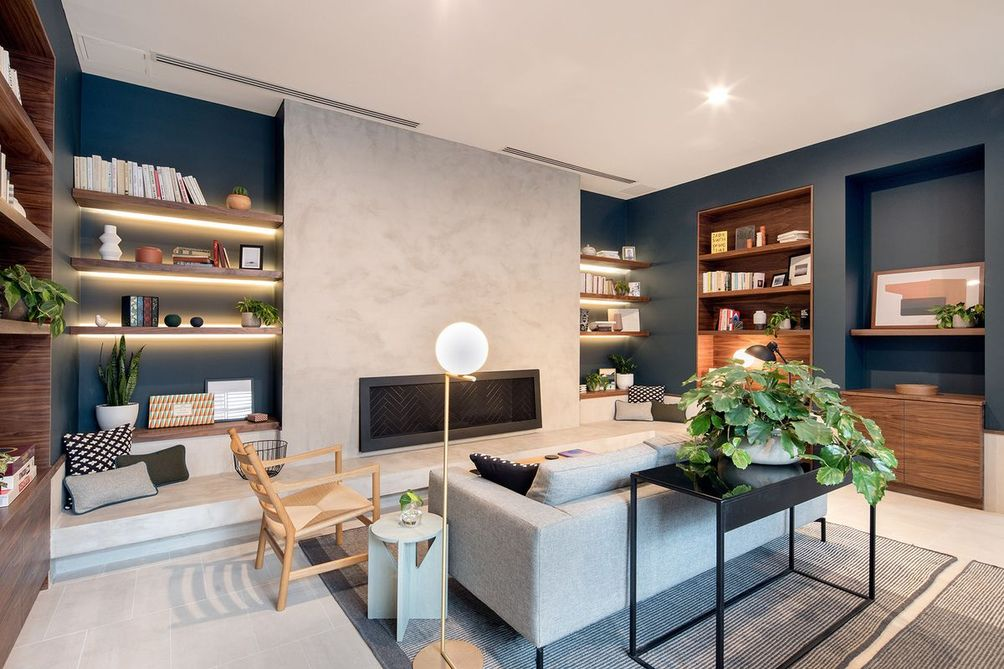 66 Ainslie Street interiors