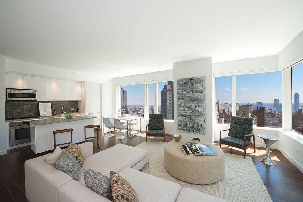 1065 Second Avenue interiors