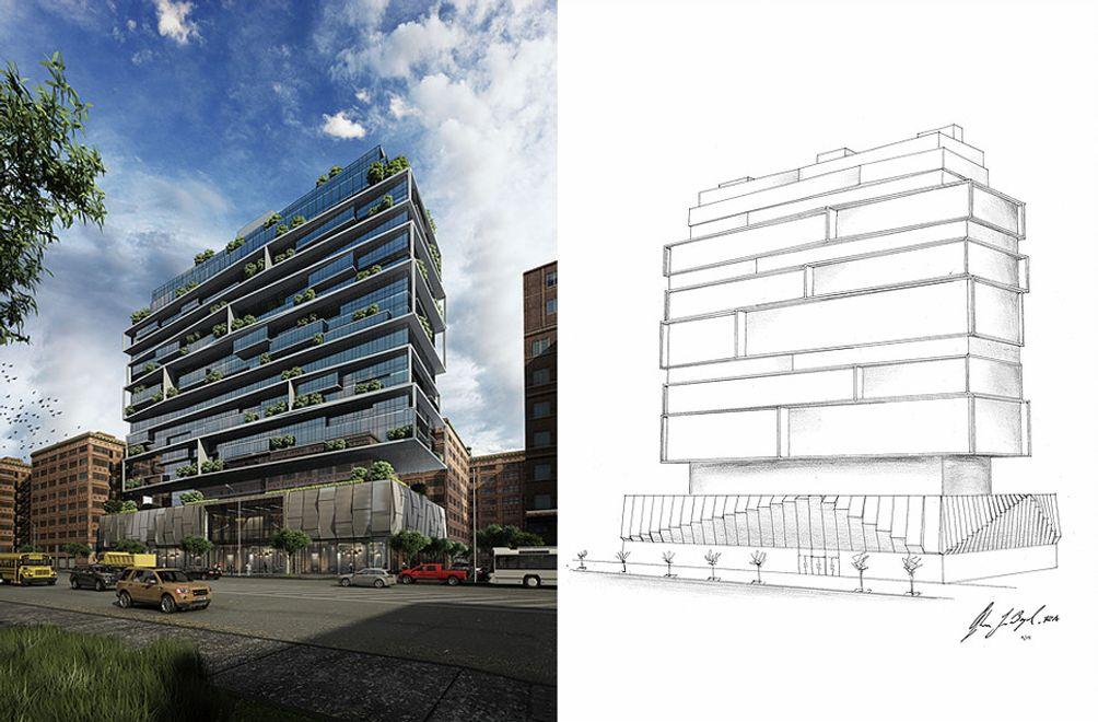 Flatbush apartments, Flatbush development, Brooklyn gentrification, NYC real estate, Brooklyn rentals