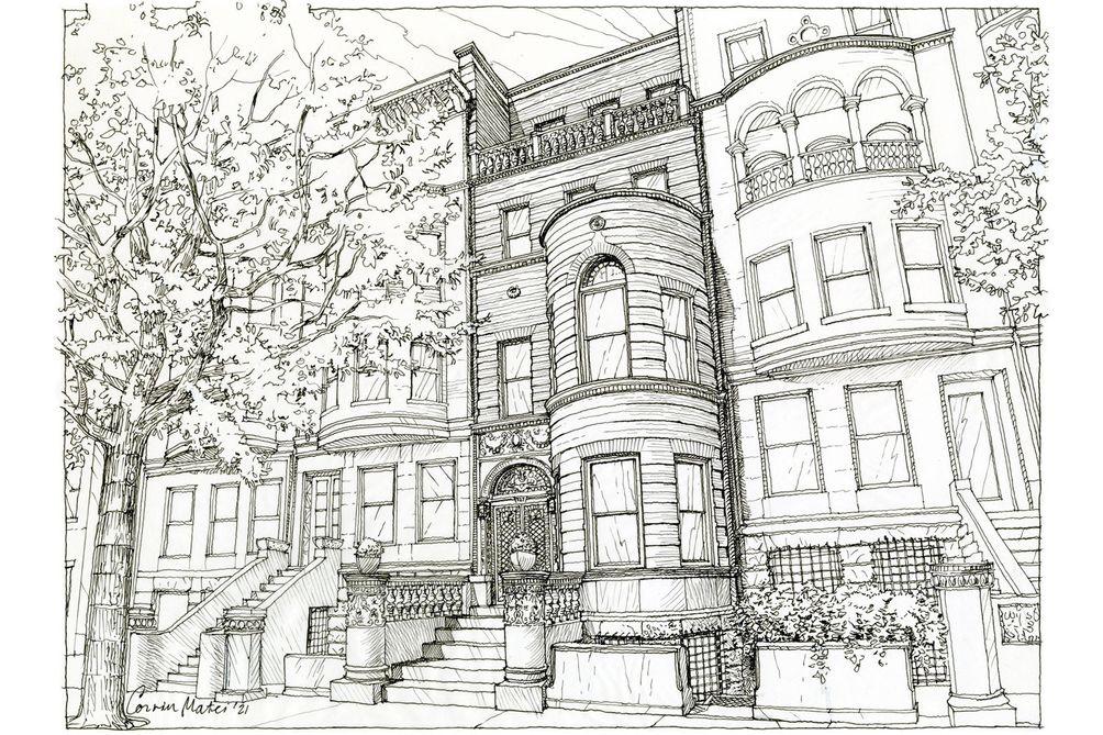 Upper West Side townhouse