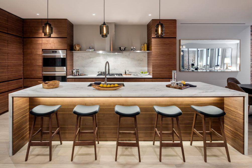 6 Cortlandt Street interiors
