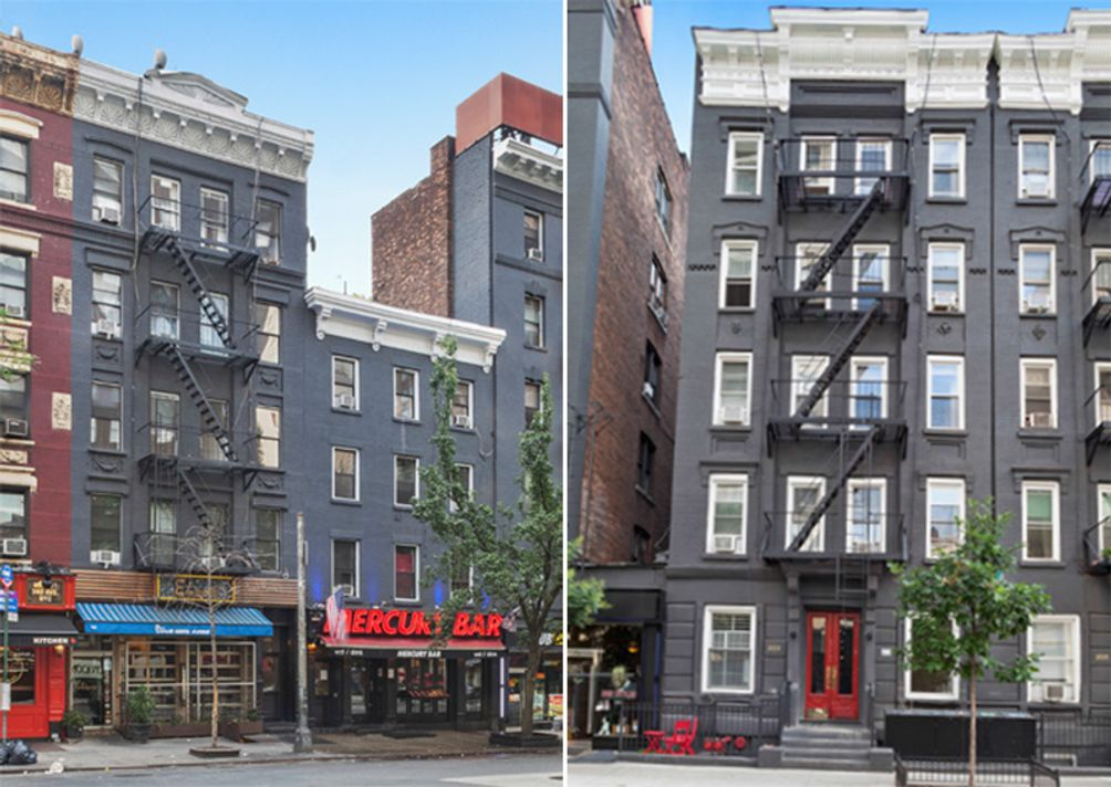 The Lots Are Currently Owned By Slate Property Group And Part Of A String Seven Adjacent Walk Up Rental Buildings Known As Collective