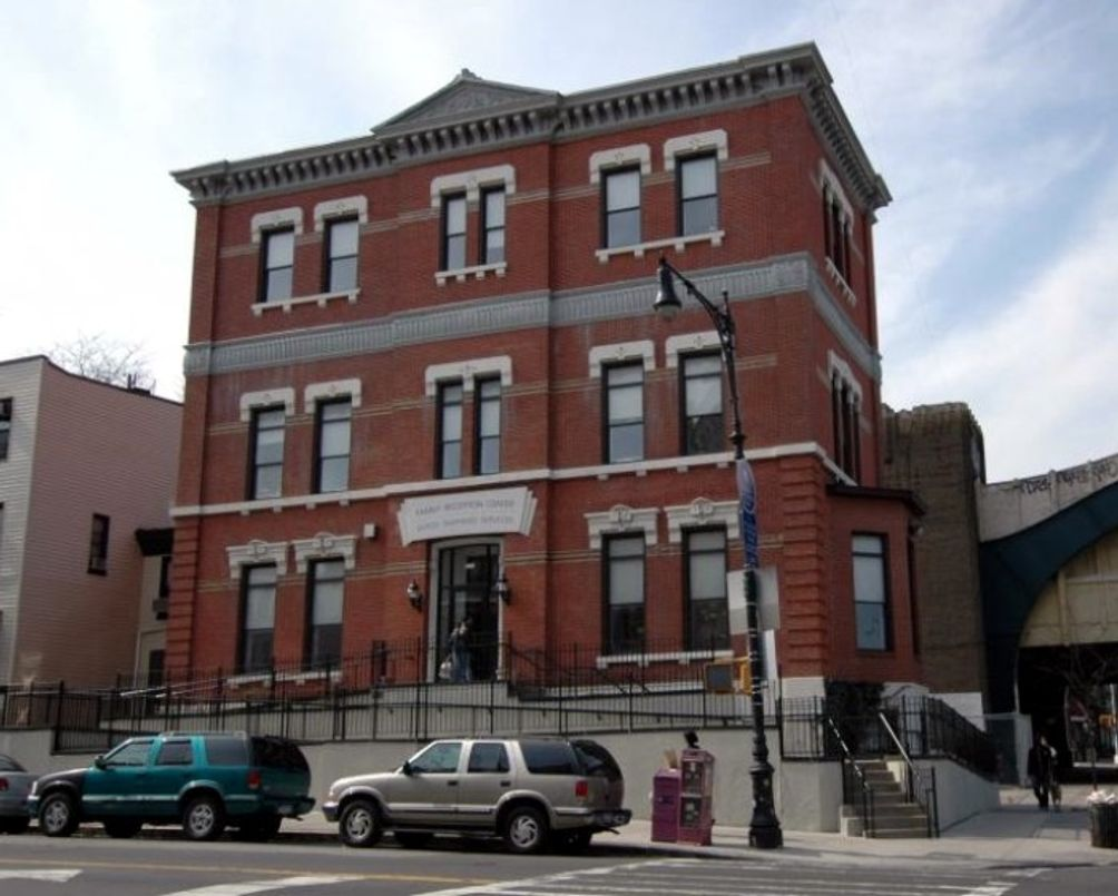 Historic Brooklyn buildings