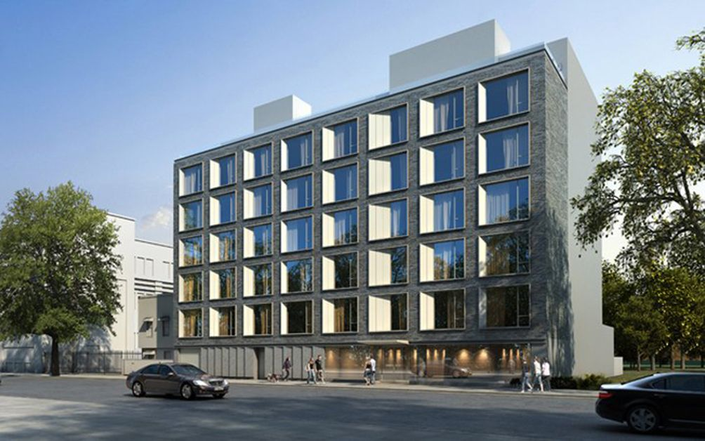 The Marx In Astoria Sells Out And Nears Completion Cityrealty