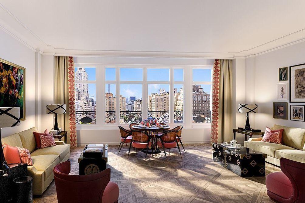27 East 79th Street interiors