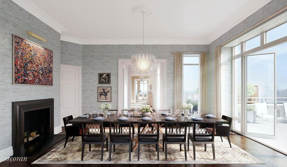 20 East end avenue dining