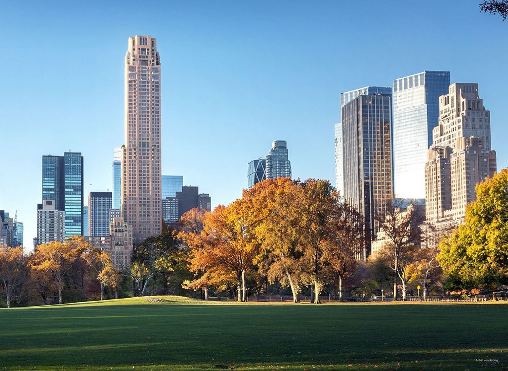 220_Central Park South apartments