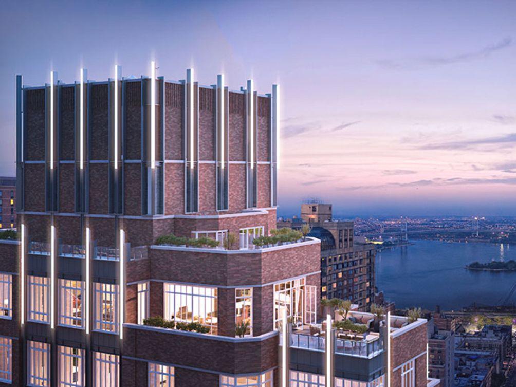 The Kent condominiums