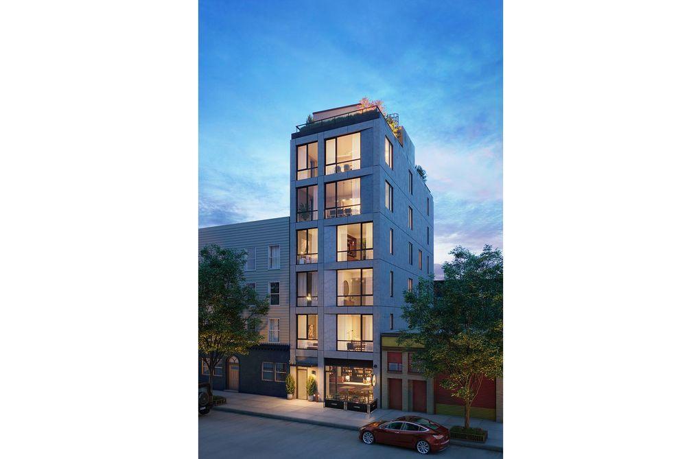 550 Metropolitan Avenue - Williamsburg apartments