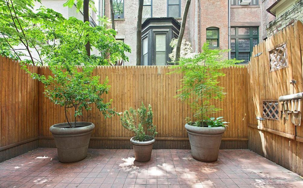26 East 38th Street outdoor space
