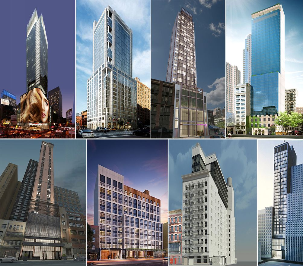 12 Exciting New Hotels Opening Soon In Nyc Cityrealty