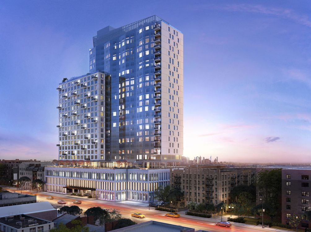 PLG, 123 Linden Boulevard, Brooklyn, ArX Solutions