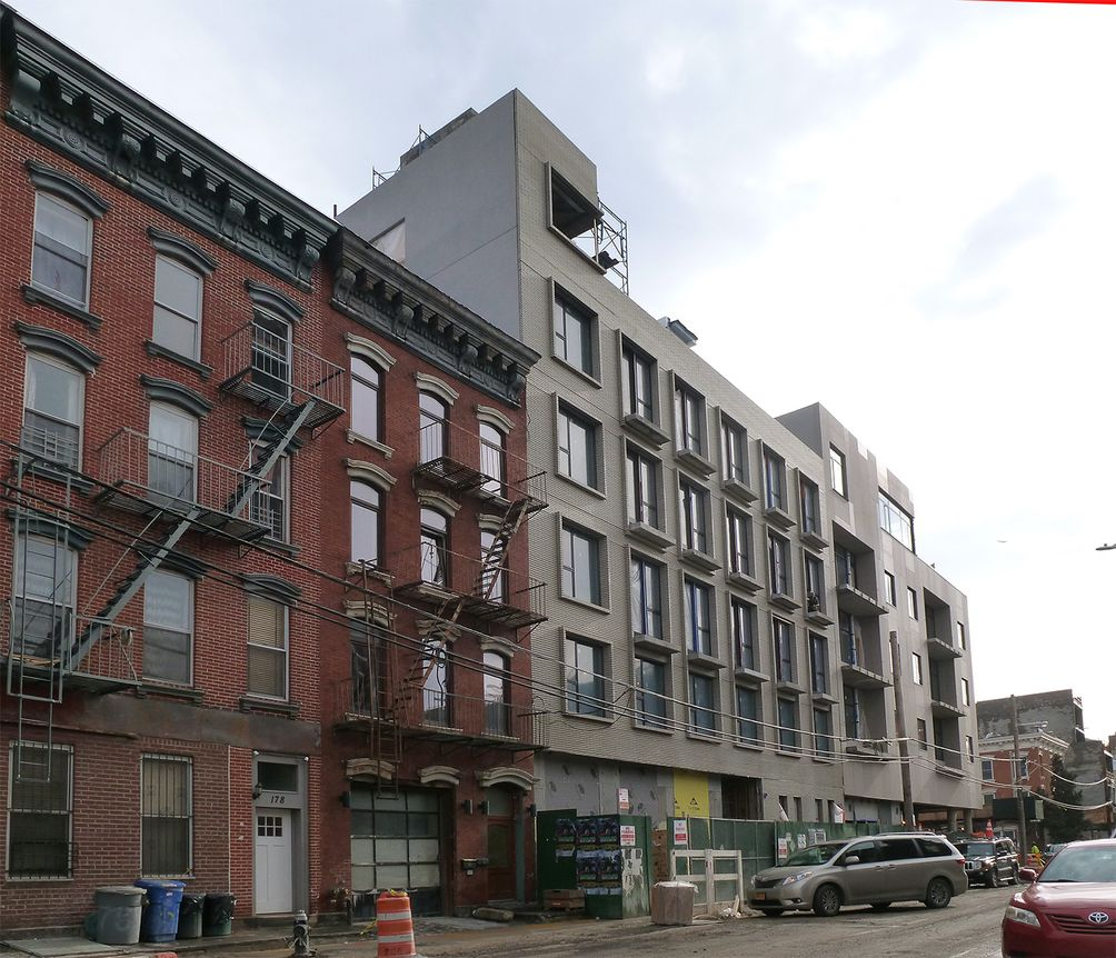 170 West Street 128, Greenpoint Condos, Brooklyn apartments