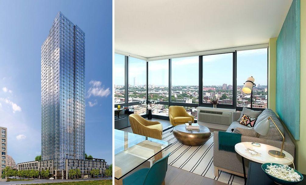 33 Park View Avenue renderings