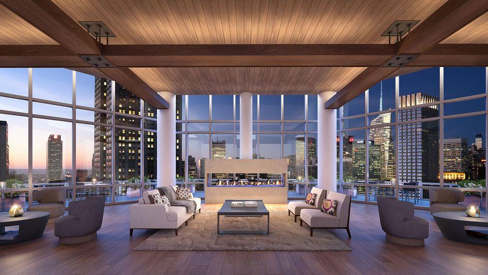 one sixty madison, 160 madison avenue, lounge