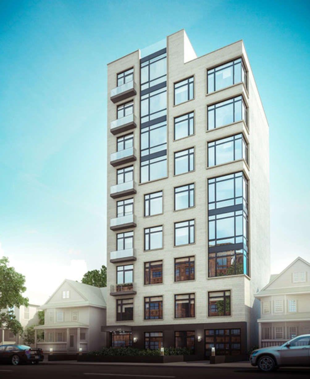 235 Hawthorne Street rendering