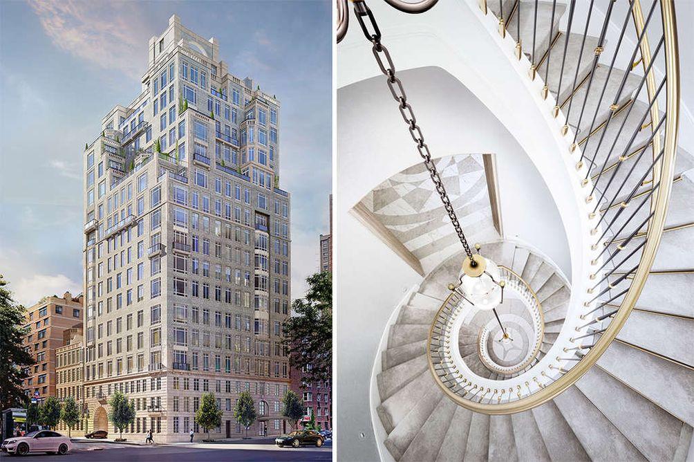 20 East End Avenue penthouse