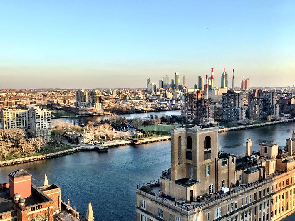 20 east end avenue penthouse views