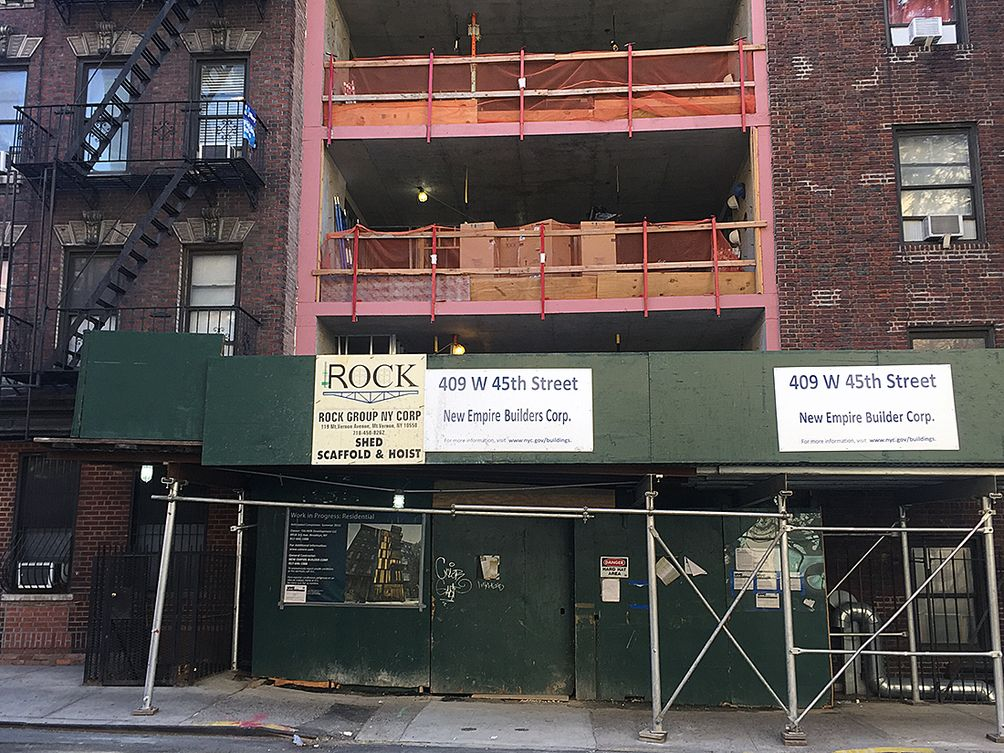 Nyc Hell S Kitchen Real Estate Prices