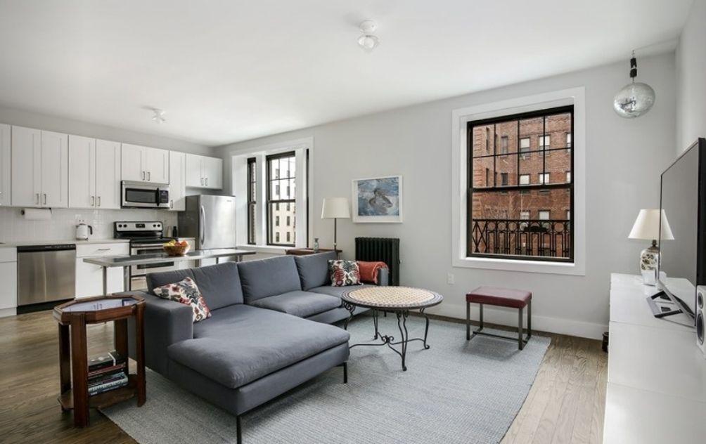 41 Clarkson Avenue interiors
