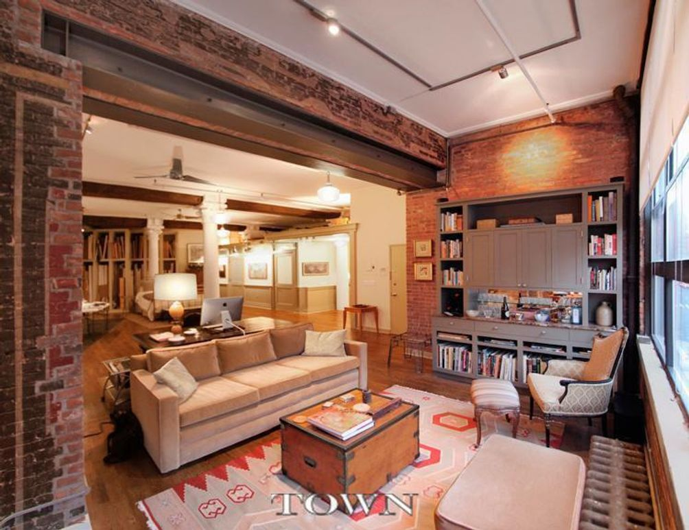 6 Varick Street interiors