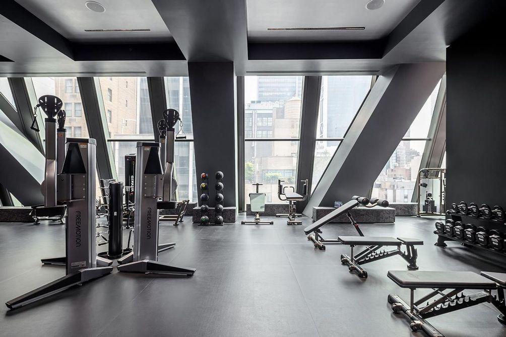 53 West 53rd Street gym