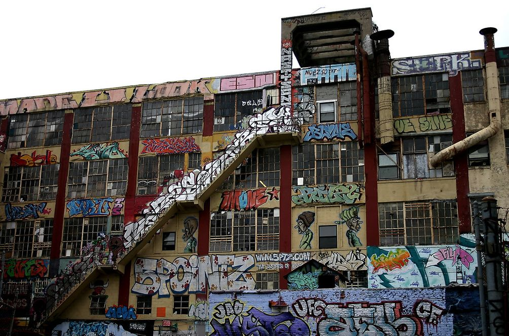 5Pointz, sach1tb, flickr