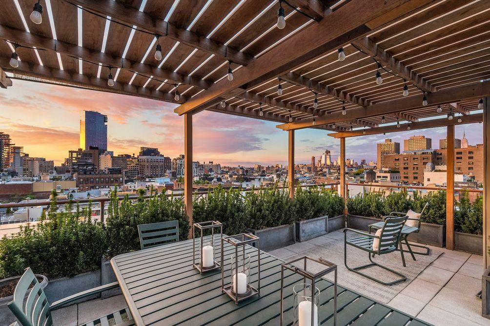 72 mercer street outdoor space