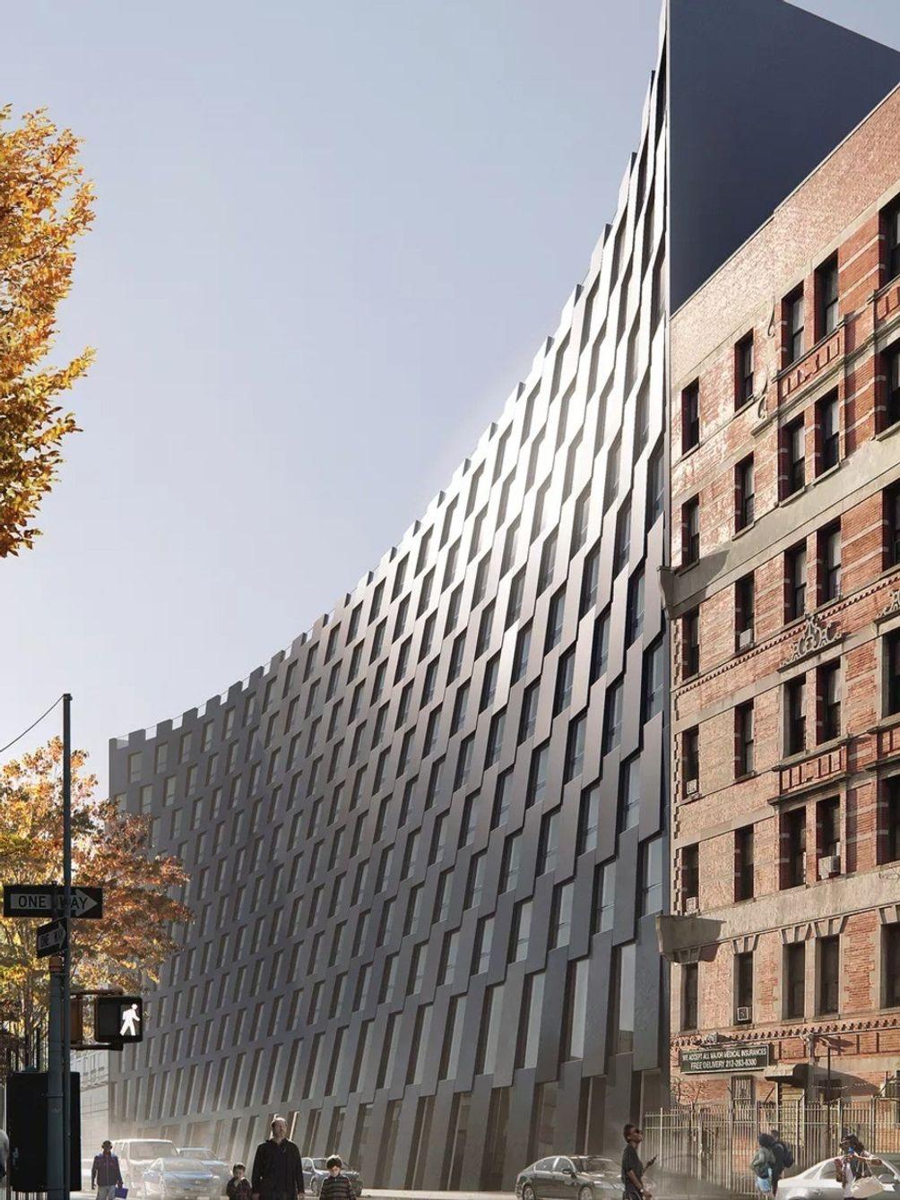 E126, BIG Architects