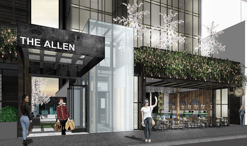 Allen-Hotel