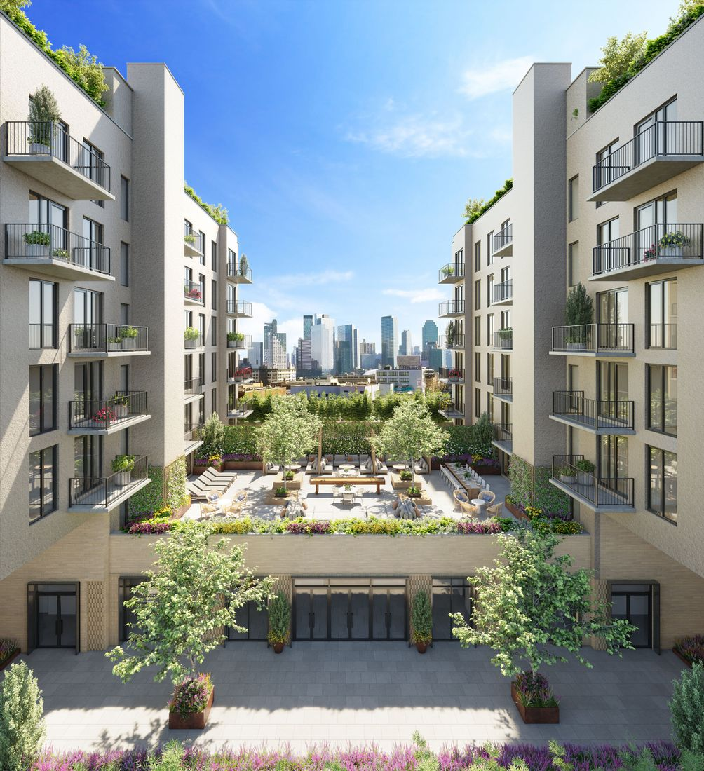 The Neighborly, LIC, New Empire Development