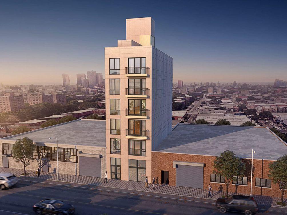 Eleven28, 11-28 31st Drive, Astoria, Queens, Modern Spaces