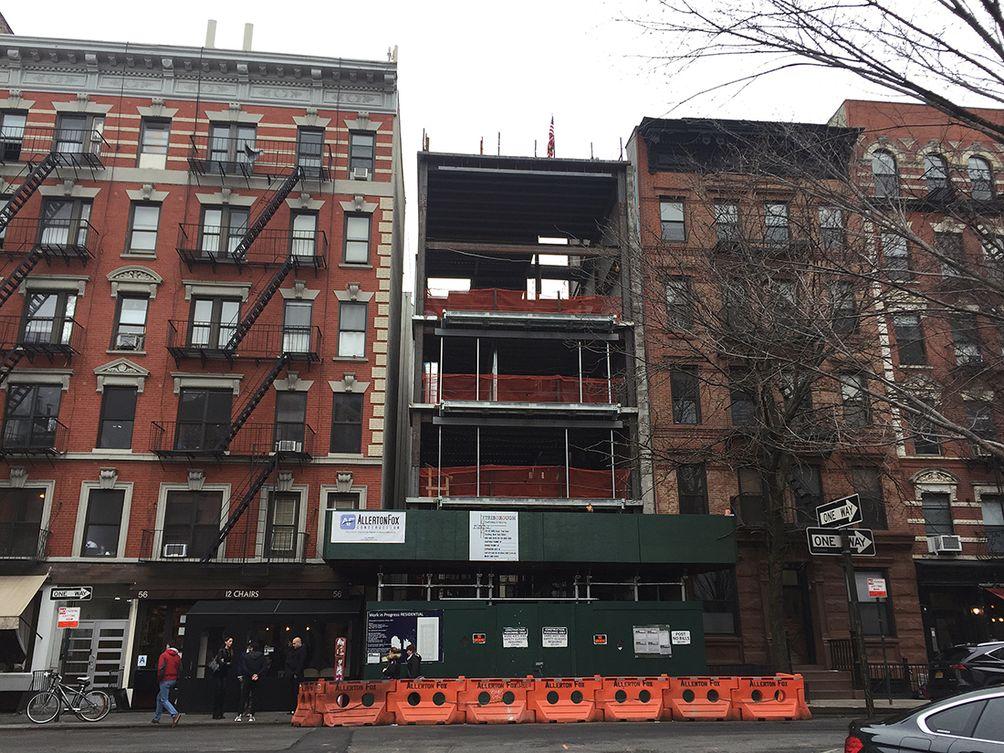 Manhattan condos 3, 54 MacDougal Street, SOho condos,, Downtown condos