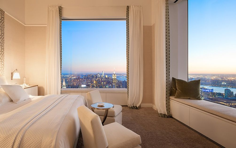 432 Park Avenue Unveils First Model Penthouse Residence