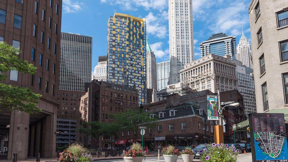 Financial District neighborhood