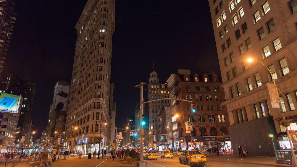 Madison Square new york city