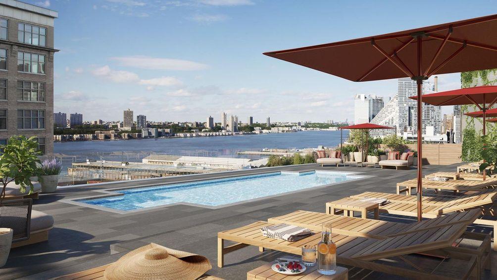 Tar Beach Pool Club