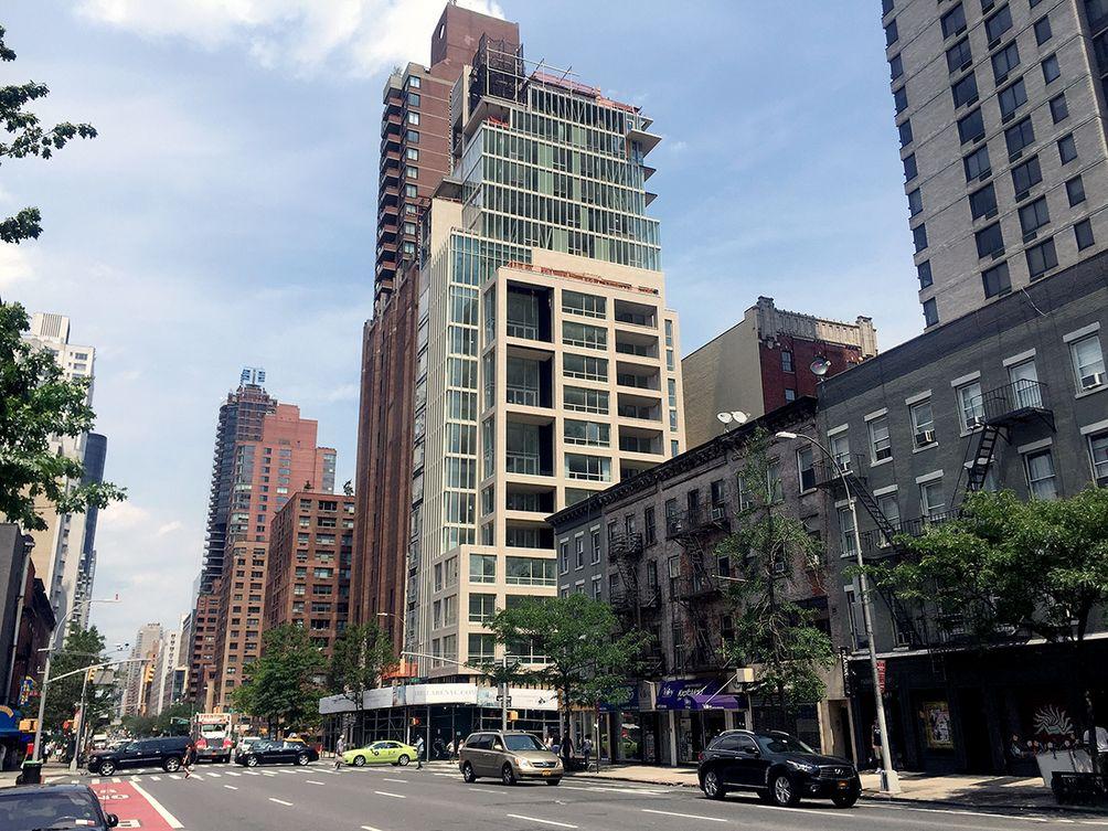 The Clare, Manuel Glas, Upper East Side condos, Manhattan condos, nyc architecture