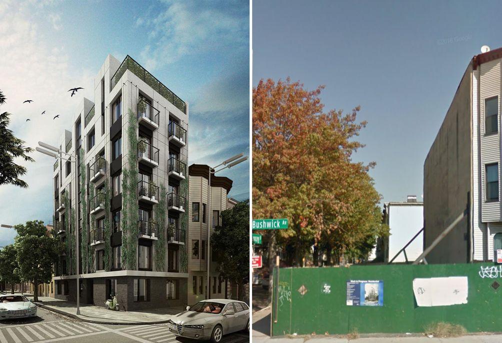 Brooklyn rentals, NYC apartments, no fee apartments, 682 Chauncey Street, Bushwick apartments