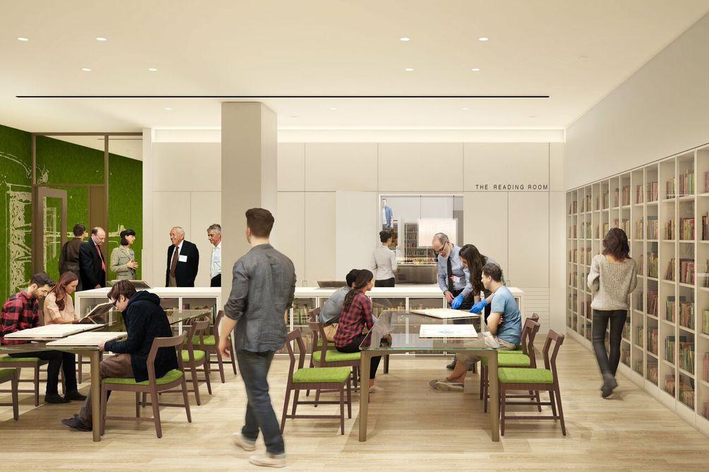 JTS 21st Century Campus rendering