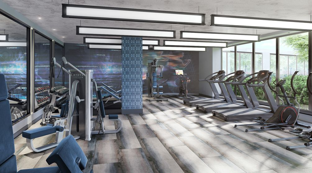 The Vitagraph, 1277 East 14th Street, Midwood, Brooklyn, rental, gym, fitness center
