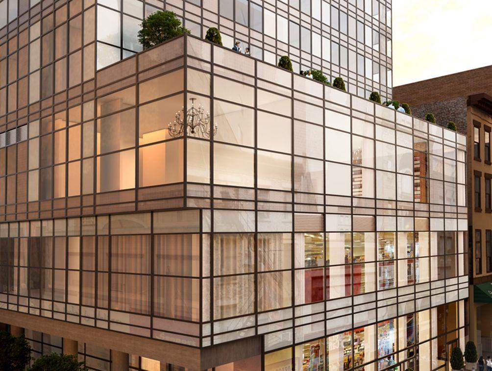 Manhattan skyscrapers, 19 Dutch, no fee apartments, rental apartments, NYC development