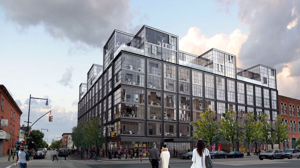 See New Photos Of Oda S Striking Crown Heights Rental