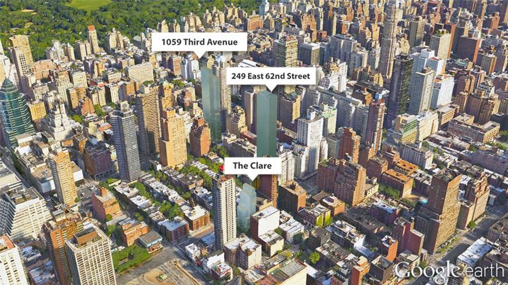 Rafel Vinoly, Upper East Side condo, UES residential, new construction in UES, Second Avenue Subway