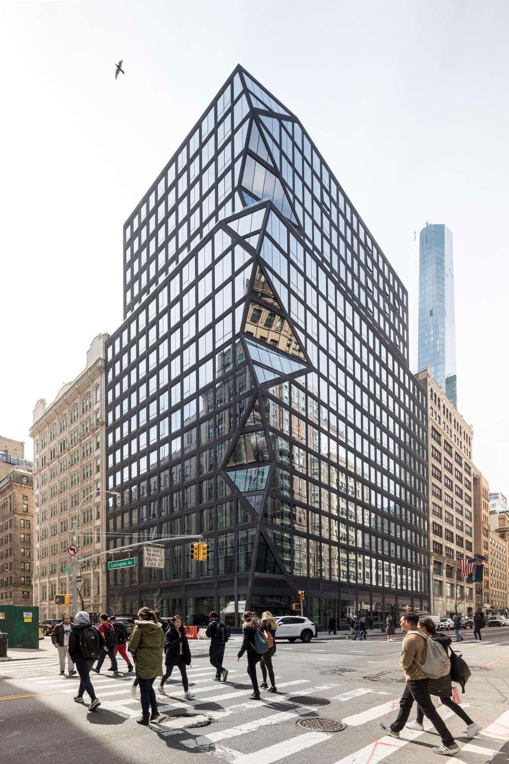 121 East 22nd Street, OMA, Rem Koolhaas, Gramercy condo
