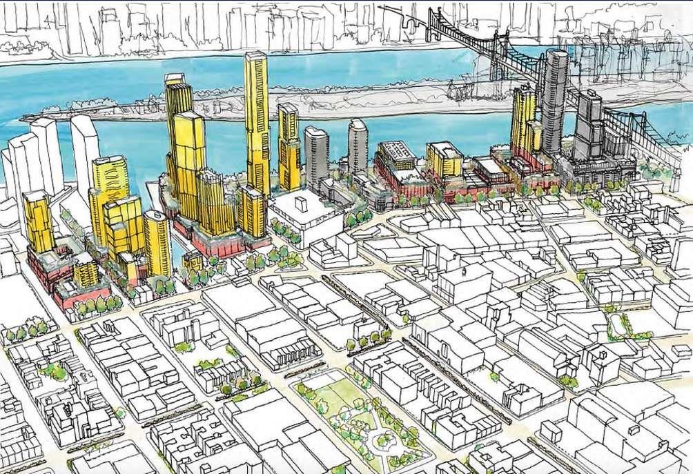 Long island City Development