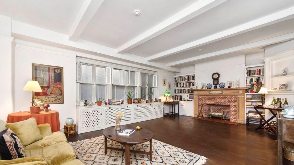 222 Central Park South interiors