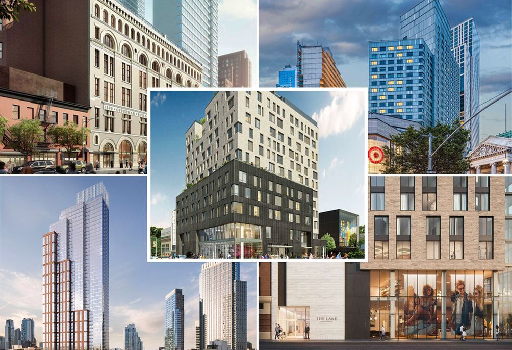 New Luxury Rentals In Downtown Brooklyn